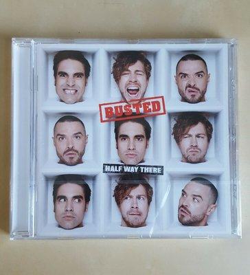 英倫龐克天團 BUSTED  霸子 Half Way There CD  99.99新