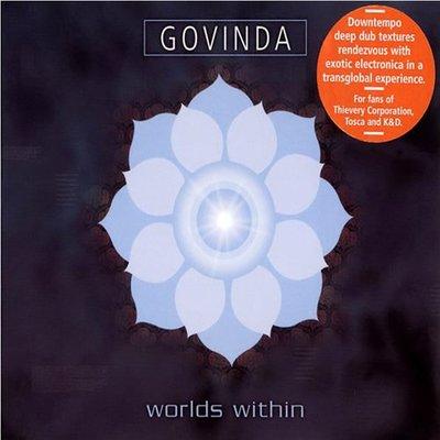 音樂居士~哥文達 Govinda ~ Worlds Within 環球之旅~CD專輯
