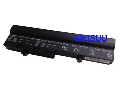 {偉斯科技} TOSHIBA NB300 NB301 NB305 原廠電池