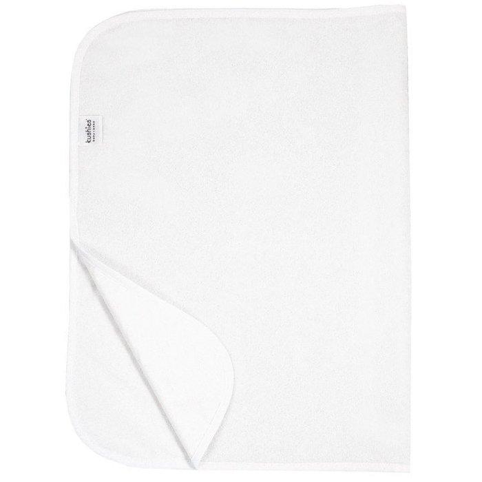 【兔寶寶部屋】kushies加拿大進口-純棉毛巾布防水小保潔墊 46 x 68 cm(一件)