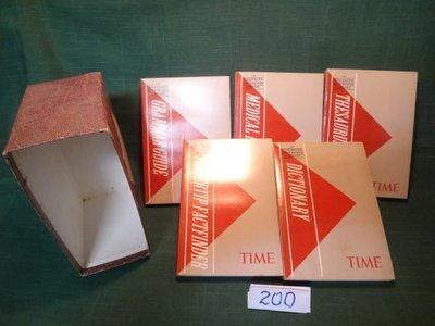 【愛悅二手書坊 14-19】THE TIMESAVER REFERENCE LIBRARY
