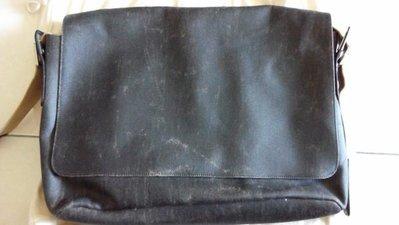 Brooks Saddles Barbican Messenger Bag(大)