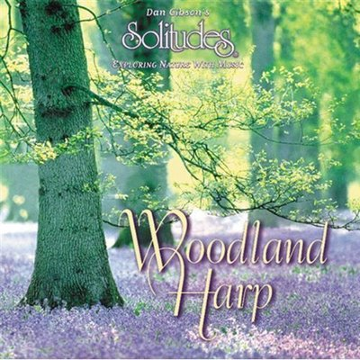 音樂居士*丹吉布森 Dan Gibson - Woodland Harp 林地豎琴*CD專輯