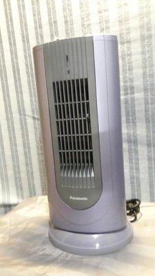 Panasonic 直立式負離子陶瓷暖風機