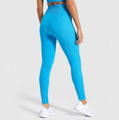 高彈性運動緊身褲 GYM褲 UTRA高彈力 無縫Squat proof健身褲 超彈緊身褲