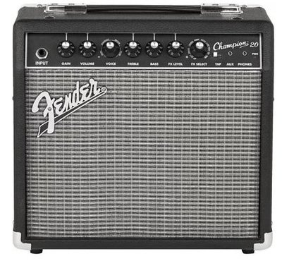 Fender Champion 20 數位電吉他音箱