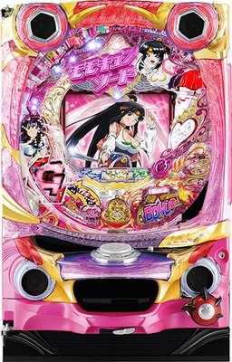 柯先生日本原裝小鋼珠柏青哥2016 CR桃心之劍3 桃劍斬鬼 漫畫電玩機台大型電動機台遊藝場的聲光效果刺激家用型電動玩具