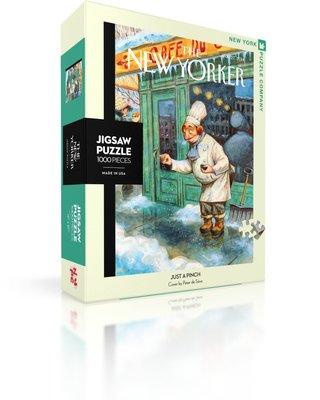 骰子人桌遊-拼圖-1000片 Puzzle1000Just A Pinch(NYPC)