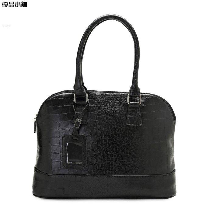 韓版鱷魚紋女包手提包女士大包大容量女包 優品小鋪