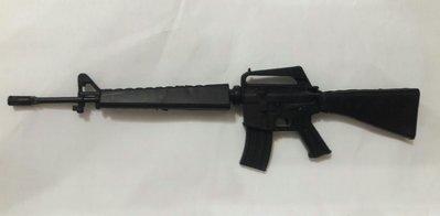 1:6 士兵 兵人 Wars M16A3 步槍 配件 武器 一支
