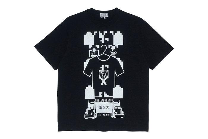 "[ LAB Taipei ] C.E "" MD TheApparatus T  "" ( Black)"