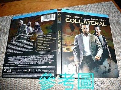 【BD藍光】落日殺神:限量鐵盒版Collateral(英文字幕) - 不可能的任務 湯姆克魯斯