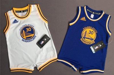 NBA官網正品 爬行服 包屁服 連身衣 Curry Irving James等 生日禮 滿月禮 24M 18M 親子