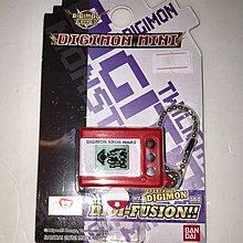 數碼暴龍 合體大作戰 Digimon Xros War Mini Red 暴龍機 咆哮獸 港版 Bandai 全新