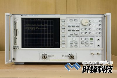 【阡鋒科技 專業二手儀器】HP 8753E 30kHz-3GHz 網路分析儀