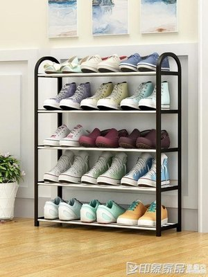 鞋架多層簡易家用經濟型宿新款舍女鞋櫃收納省空間防塵新置物架小鞋架子MI85046PO-06