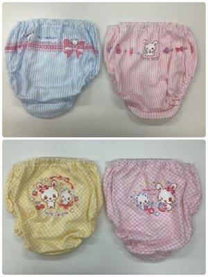 現貨 日本製 Twin Dimple girls 女童內褲 小褲 100%純棉 水果小菱款 100-130cm 2枚/組
