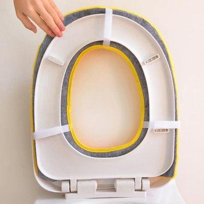 [免運]卡通毛絨馬桶坐便套通用抗菌馬桶套可愛造型馬桶坐墊—印象良品