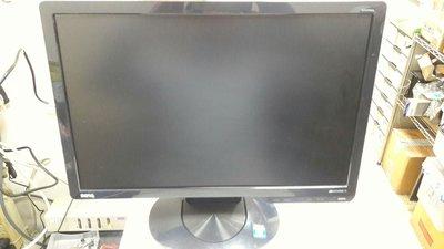 台中市 威宏資訊 筆電維修 液晶 螢幕維修 Benq 19吋 寬螢幕 中古 二手 中古螢幕 液晶螢幕 顯示器 便宜的螢幕