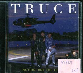 *愛樂二館* TRUCE / NOTHIN' BUT THE TRUCE 二手 D1167