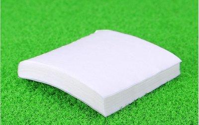 Q-038 高雄光纖 300張 10*10CM 無塵紙 不掉棉絮 擦拭紙 水織布 酒精布 清潔布 光纖跳線 紅光筆