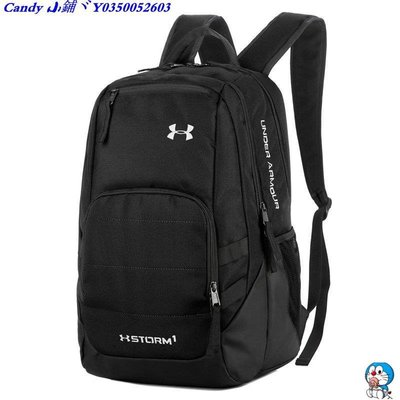 Candy 小鋪ヾUA安德瑪 雙肩包 學生旅行包  運動健身包  情侶旅行電腦包 後背包