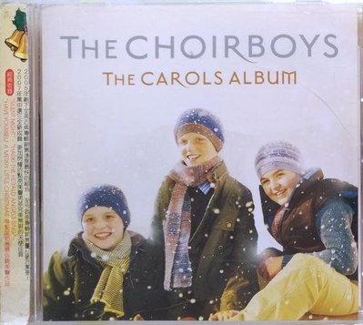 《絕版專賣》The Choirboys 美聲男孩 / The Carols Album 聖誕佳音
