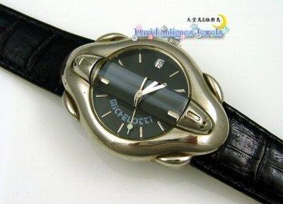 ((天堂鳥)) 義大利製個性時尚石英錶  不二價