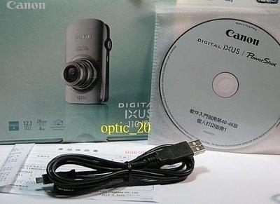Canon USB線 860IS SX40HS 600D A3000 SX220 SX210 A2500 S110 台中市