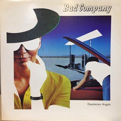 §小宋唱片§ 美版/Bad Company – Desolation Angels/二手西洋黑膠