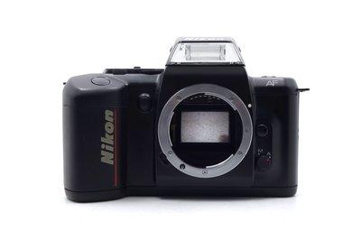 【台中青蘋果競標】Nikon AF F-401 + 35-70mm 瑕疵機出售 全機鏡發霉 #42222