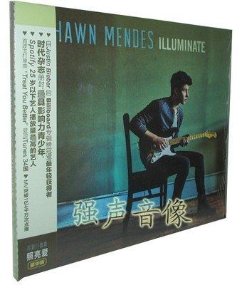 正版 肖恩門德斯:照亮愛(豪華版CD)ShawnMendes Illuminate專輯
