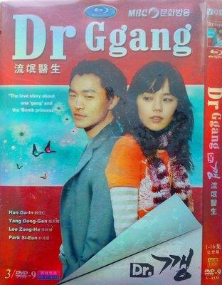 【優品音像】 高清DVD   流氓醫生   /  韓佳人 李鐘赫   / 韓劇DVD 精美盒裝