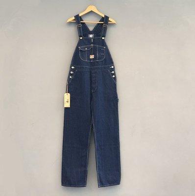 造夢師 獨家代理 BOB DONG復刻40年代Three-IN-One Pocket,  Wabash 吊帶工裝褲男