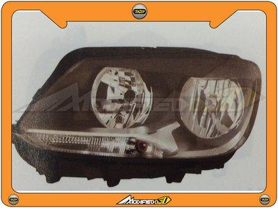 DJD 14-VW-D0264 VW 福斯 TOURAN 11  H7 H15 大燈組