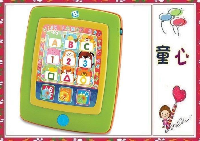 英國《Bkids》寶寶 ipad ~寶貝的第一個仿真平板玩具◎童心玩具1館◎