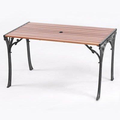 【舒福家居】4尺公園桌/靠背椅/學校/...