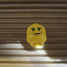 樂高LEGO 人偶 頭部 人頭4號 X1