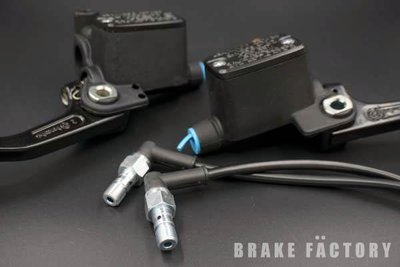 【Brake Factory】BREMBO/13MM側推總泵/煞車上泵