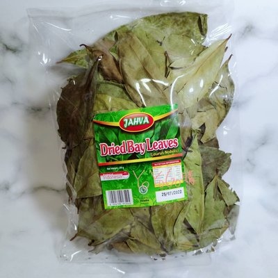 YOYO[ID]  印尼 JAHVA Dried Bay Leaves 月桂葉 Daun Salam 25g