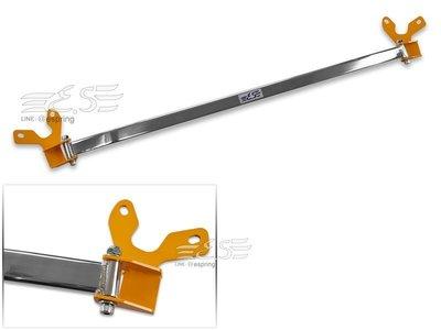 阿宏改裝部品 E.SPRING NISSAN LIVINA 引擎室拉桿 + 後下樑拉桿 + 扭力桿