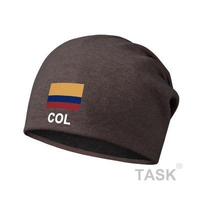 TASK 哥倫比亞Colombia包頭帽防風睡帽加絨堆堆帽子男女保暖圍脖頭巾冬