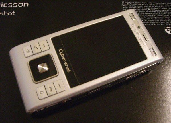 『皇家昌庫』SonyEricsson C905 全新盒裝 810萬/內建GPS  銀 黑 粉 古銅 四色 4900元 全配送8G卡