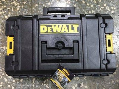 得偉 DEWALT 硬漢 DWST08201 DS150 小型工具箱 手提箱 可堆疊 新北市