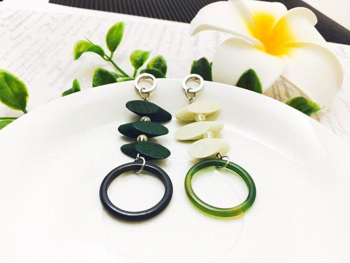 【寶寶王國】韓國造型銀針耳環 (商品編號 322-2280 )