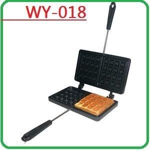 三箭牌WY-018方形厚片鬆餅烤盤 DIY做鬆餅 自在享用下午茶