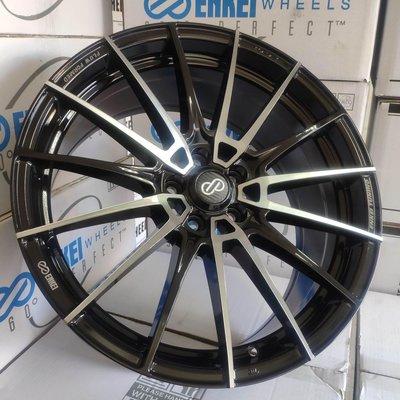 【宏程輪胎】ENKEI FC0 19吋 鋁圈 5/112 5/114.3 5/120