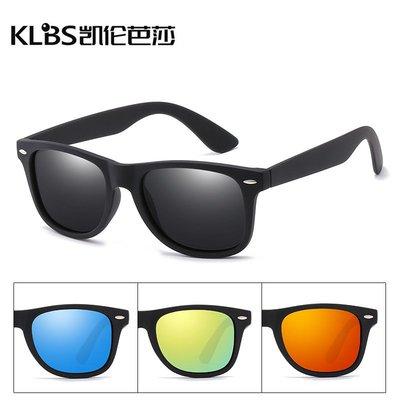 [凱倫芭莎]2003眼鏡鏡框墨鏡太陽眼鏡鏡片偏光太陽鏡潮流復古偏光鏡經典女士眼鏡男女通用司機墨鏡批發214098