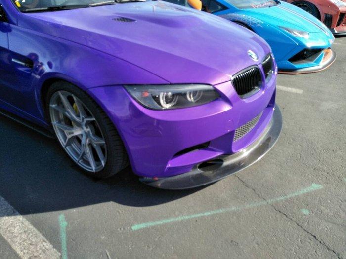 DJD19091002 全新 BMW E92 E93 320 328 335 M3款 鐵件材質 E92 引擎蓋 空力套件