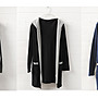 【Hao Da】全館399免運↘「M~XL。現貨」雙色 連帽開襟口袋外套 (O1016)